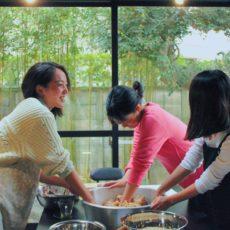 美人ごはん'発酵食'手作り味噌ワークショップ