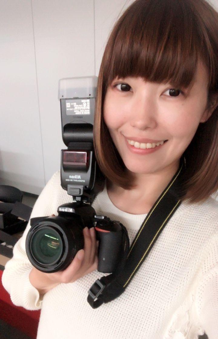 ももゆい カメラ