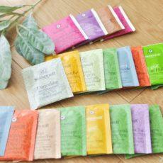 SONNENTOR(ゾネントア)の20種類のお茶で、毎日の楽しみ時間を!