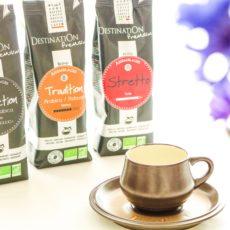 オーガニックコーヒー初体験と至福の飲み比べ