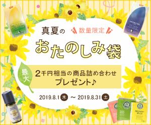 omochabaco WEBSTORE 全商品対象★真夏のお楽しみ袋