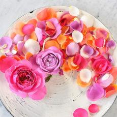 【カラダ美人を育むヘルシーレシピ】日本で唯一の農薬不使用のエディブルフラワーを使ったグルテンフリーパンケーキ