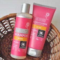 乾燥が気になる髪にはシャンプーでうるおいをたっぷり!URTEKRAM(ウルテクラム)オーガニックシャンプー ローズ