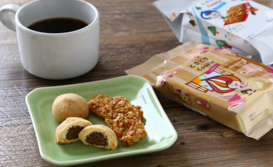 心が満たされるシンプルなお菓子~ヨックモック「わたしときどきCookie」