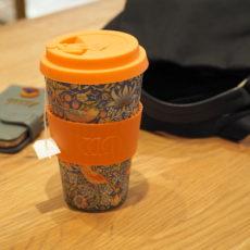持ち運びにも便利な「エコーヒーカップ」で脱紙コップ!おしゃれに楽しくエシカルライフを♪