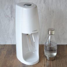 炭酸水をお家で作って ECO活動「SodaStream(ソーダストリーム)」
