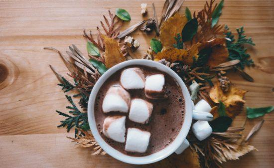 ホットチョコレートであったまろう スパイスやリキュールと楽しむチョコレートドリンク