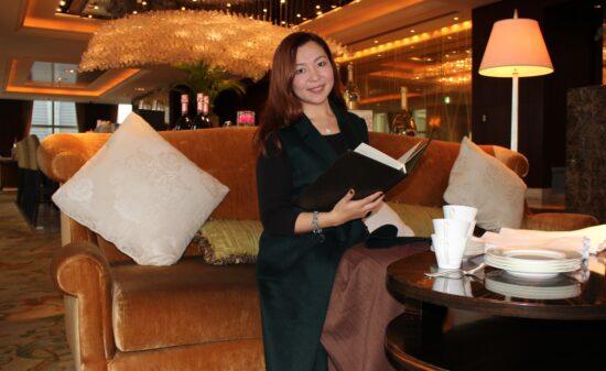 絶品ヴィーガンパフェを味わう日帰り旅行、シャングリ・ラ ホテル東京へ。