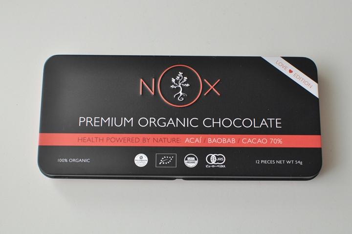 ノックスオーガニック プレミアムオーガニックチョコレート オリジナル