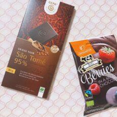 健康志向の旦那さんに贈るバレンタインチョコレート