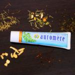 インド発、アーユルヴェーダの歯磨き粉『Auromere(オーロメア)』で実感!パワフルなハーブとスパイスの力。